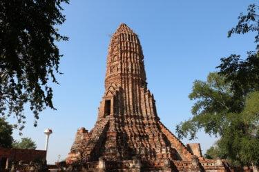 ワットウォラチェート(วัดวรเชษฐ์・Wat Worachet)/ 古式ムエタイを創始した「黒の王」を祀る遺跡