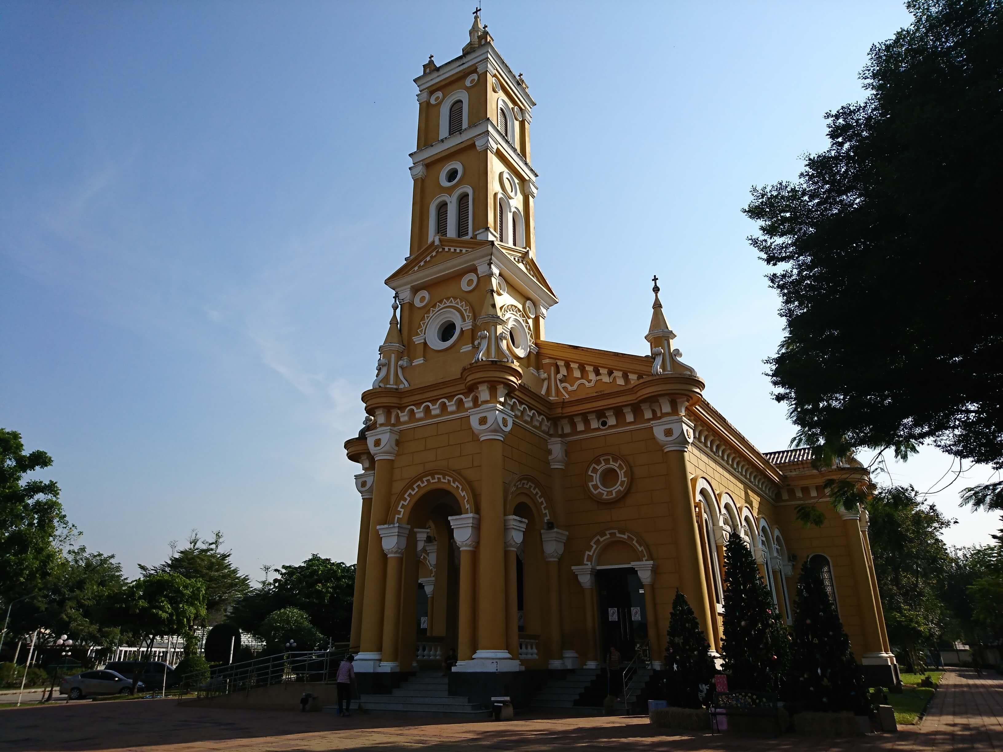 セントジョセフ教会 / アユタヤ王朝時代に作られ、長い歴史を持つカトリック教会