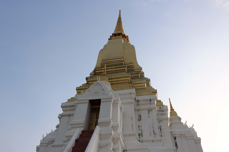 チェーディー・シースリヨータイ / アユタヤ王朝のヒロイン「シースリヨータイ王妃」を祀る仏塔