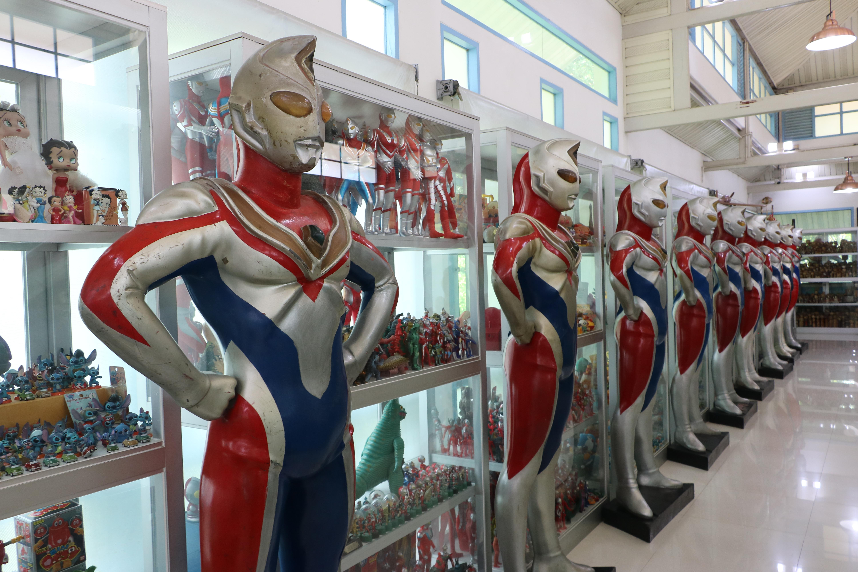 ミリオントイ博物館 / ブリキのおもちゃや鉄腕アトム人形など、ノスタルジックな感覚を楽しめるアユタヤの穴場スポット!
